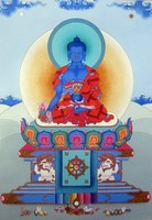Medicine Buddha - click to enlarge
